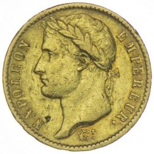 20 Frank Napoleon I.
