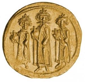 Solidus Heraclius Au