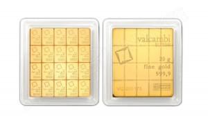 CombiBar Valcambi 20 gramů Au