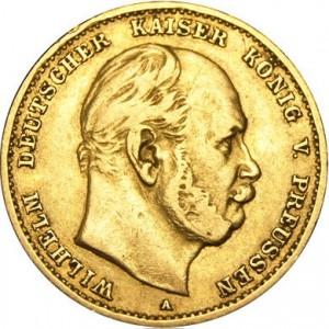 10 Marka Vilém I.