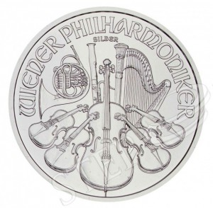 Wiener Philharmoniker 1/1 Oz