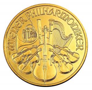 Wiener Philharmoniker 1/1 Oz Au